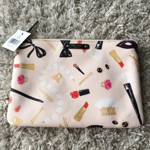 Kate spade pouch new with tags